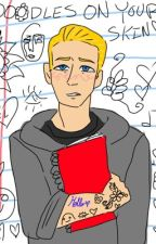 Doodles On Your Skin [Gerita Fanfic] by AngelxFlores