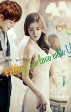 Finally.... Falling In Love with you  by MylBaekhyuneeAngel