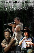 The Walking Dead Preferences by IvkaDixonTarkovska