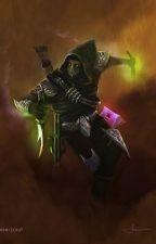 Percy Jackson, The Phantom Assassin by ShadowDesert
