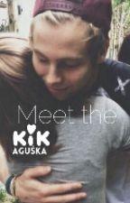 Meet The KiK; lrh by xagathpenguinx