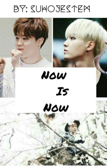Now is Now || (Yoonmin) [ZAWIESZONE]