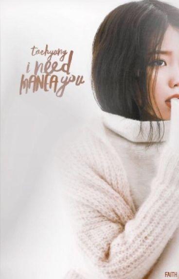 I Need You   Taehyung