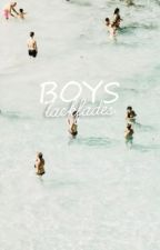 Boys by lackfades