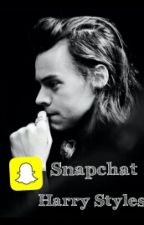 Snapchat||Harry Styles by kissmestoran