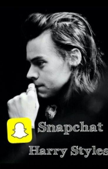 Snapchat  Harry Styles