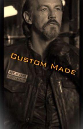 Custom Made {On Hiatus for Inspiration} by AlwaysFightingSatan
