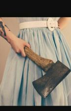 La chica del hacha by Crisiada