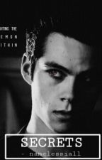 Secrets - Stiles Stilinski  by namelessiall
