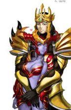 las escamas de la corona [Jarvanxshivana] [League Of Legends ] by ancivlas