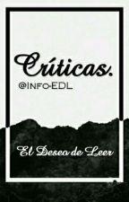 Críticas. by Info-EDL