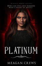 Platinum ➵ Barry Allen by PonieLover_Gamez
