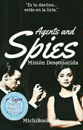 """Agents and spies"" Misión Desconocida by MichiBooks_Th"