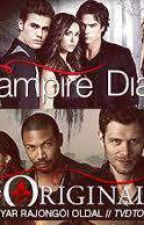 FRASES TVD/THE ORIGINALS by MioneTris