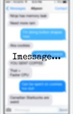 Imessage. by JjLarios