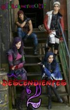 Los Descendientes 2: La historia no acaba aquí #PompaDoradaPremios16 by ISRcameron0217