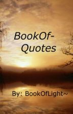 BookOfQuotes by TheLazyGent