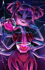 Muffet X Reader by Carl_the_cupcake