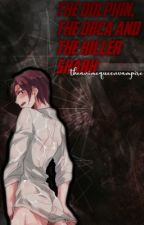 The dolphin, the orca and the killer shark. Makoto x reader x Haru xRin by TheAnimeQueenVampire