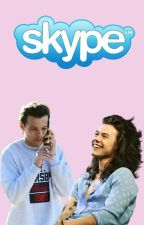 Skype |Larry texts| by realparmaham