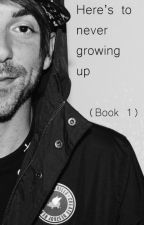Here's to never growing up - Alex Gaskarth (First book) by RecklessAndTheBrave1