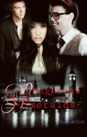 Dangerous Emeralds //H.S.// by mydarklotus
