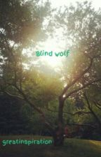 Blind wolf by greatinspiration