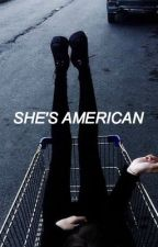 She's American {Matty Healy} by SeriouslySadie
