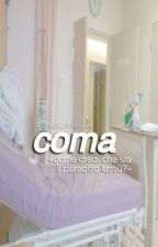 coma :: purple hair trilogy by LaRagazzaRiservata