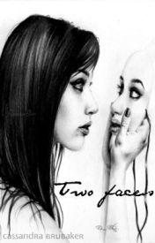 Two Faces  by Cassandra Brubaker by cassandrabrubaker