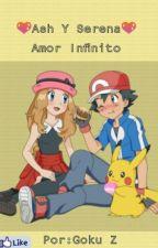 Ash y Serena by SoyAndresOsorioo