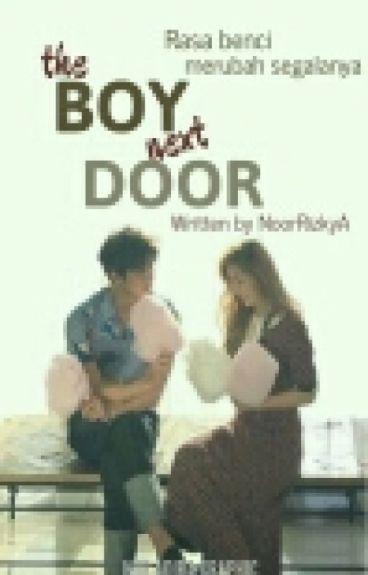 The Boy Next Door(Sehun Fanfiction)
