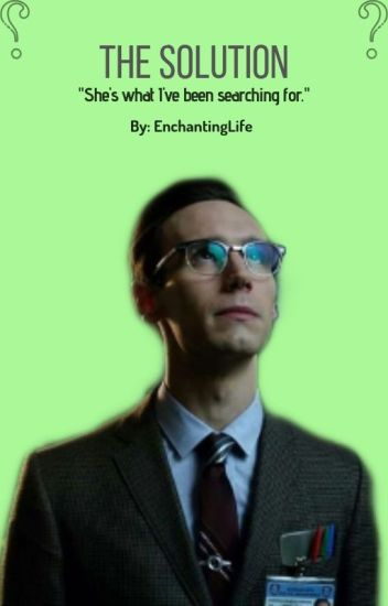 The Solution » Edward Nygma/The Riddler