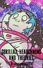 Gorillaz Theories and Headcanons(WITH SUBMISSIONS) by 2DIsAnAntiFeminist