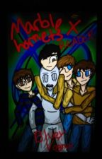 Marble hornets X Reader by KaisaOkime