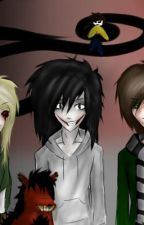 The Edge Of Insanity (Creepypastas X Male Reader) by That_Bich_Panda