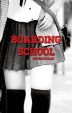 Boarding School by aceyrawlin