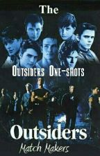 Outsiders One-shots by wolfcelery