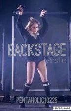 Backstage. (Mirstie) by Pentaholic10225