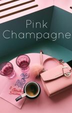 Pink Champagne by agenderspacekid