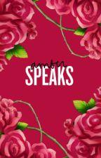 amber SPEAKS by brxwnshuga_