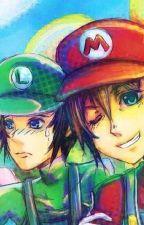 """""""¡Pero... Somos Hermanos!"""" (MarioxLuigi) [ PRIMERA ENTREGA ] by Arce152002"""