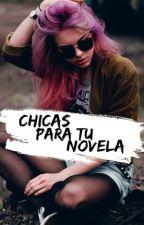 Chicas para tu novela☆ by galaxty