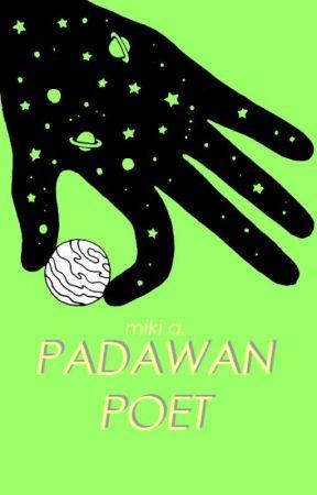 Padawan Poet by argentile