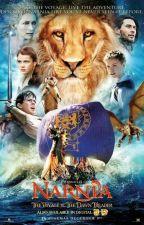 Amor incontrolable (Las Crónicas de Narnia: La Travesía del Viajero del Alba) by misswriterA