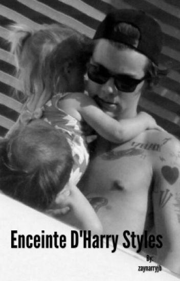 enceinte d'Harry Styles