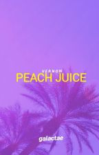 Peach Juice » Vernon || One Shot by plxstictae