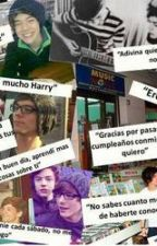 El chico de los CD's (PARTE 2)[Larry Stylinson] by VaniaPea