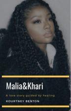 Malia&Khari by fiftyslays