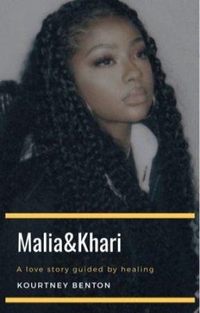 Malia&Khari(Revising) by fiftyslays